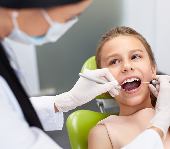 How can early orthodontic treatment help my child?